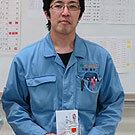 2014-10-19-直協技能協議会のフォークリフト運転で準優勝した川越さん