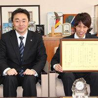 2017-03-29-登別別市長と藤井さん