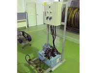油圧機器交換
